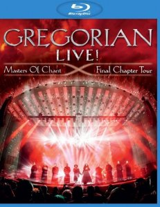 Gregorian - Live! Masters of Chant - Final Chapter Tour (2016) [BDRip 1080p]