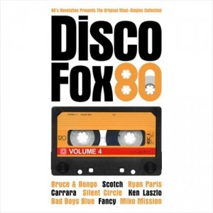 VA - The Original Maxi-Singles Collection: Disco Fox 80 Vol. 4 (2015)