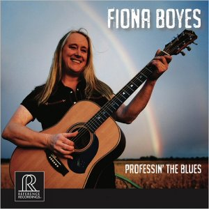 Fiona Boyes - Professin' The Blues (2016)