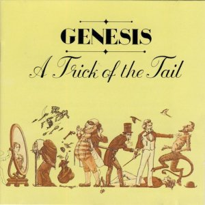 Genesis - A Trick Of The Tail (Early Press) (1976)