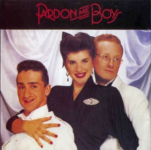 Pardon Me Boys - Pardon Me Boys (1987)