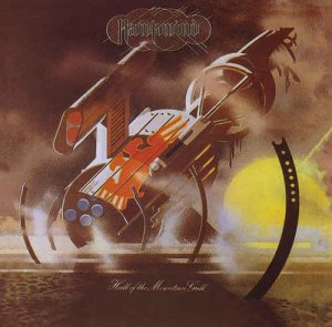 Hawkwind - Hall Of The Mountain Grill (1974) [Remastered 2001]