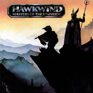 Hawkwind - Masters Of The Universe (1977) [Reissue 1989]