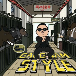 PSY - Gangnam Style (CD Single) (2012)