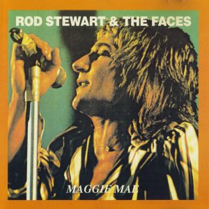 Rod Stewart & The Faces - Maggie Mae (1974)