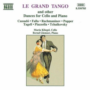 Maria Kliegel & Bernd Glemser - Le Grand Tango And Other Dances For Cello And Piano (1994)