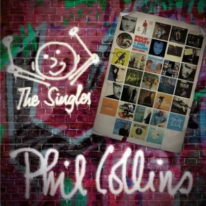 Phil Collins - The Singles (3CD Deluxe) (2016)