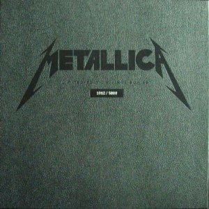 Metallica - Limited-Edition Vinyl Box Set (2004)