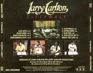 Larry Carlton - Sleepwalk (1982)