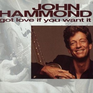 John Hammond - Got Love If You Want It (1992)