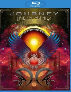 Journey - Live In Manila (2016) [BDRip 1080p]