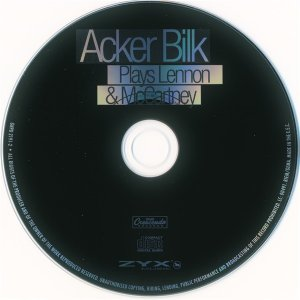 Acker Bilk - Plays Lennon & McCartney (1987) [2010]