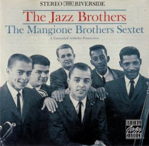 The Mangione Brothers Sextet - The Jazz Brothers (1960)