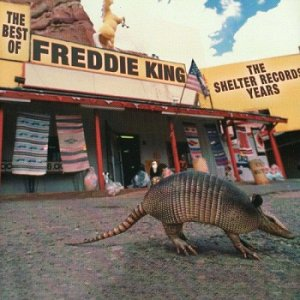 Freddie King - The Shelter Records Years (2000)