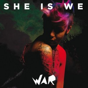 She Is We - War (2016) [HDTracks]