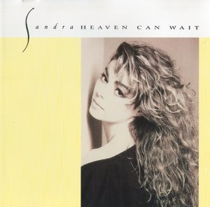 Sandra - Heaven Can Wait (CD Maxi-Single) (1988)