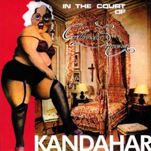 Kandahar - In The Court Of Catherina Squeezer (1975)