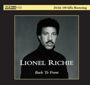 Lionel Richie - Back To Front (K2HD Mastering) (1992)