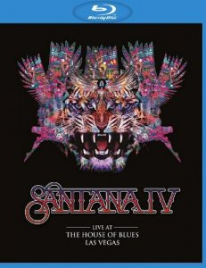 Santana - Santana IV: Live at the House of Blues, Las Vegas (2016) [BDRip 1080p]