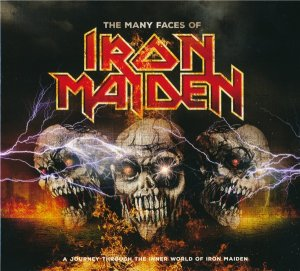 VA - The Many Faces Of Iron Maiden [3CD] (2016)