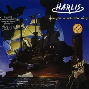 Harlis - Night Meets The Day (1977)