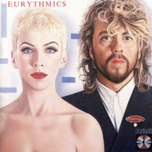 Eurythmics - Revenge (USA 1st Press) (1986)