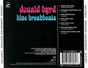 Donald Byrd - Blue Breakbeats (1998)