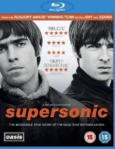 Oasis - Supersonic (2016) [BDRip 720p]