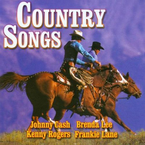 VA - Country Songs (2012) » Lossless Music Download
