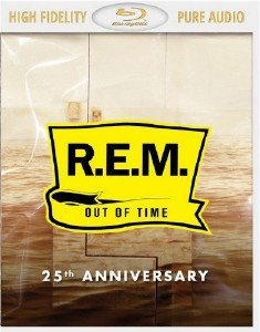 R.E.M. - Out of Time - 25th Anniversary (2016) Blu-ray Audio