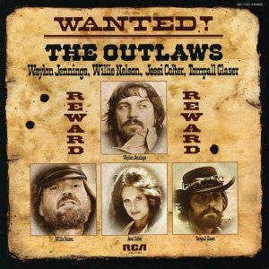 Waylon Jennings, Willie Nelson, Jessi Colter, Tompall Glaser - Wanted! The Outlaws (1976) [2014] [HDTracks]