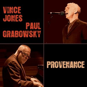Vince Jones, Paul Grabowsky - Provenance (2015) [HDTracks]