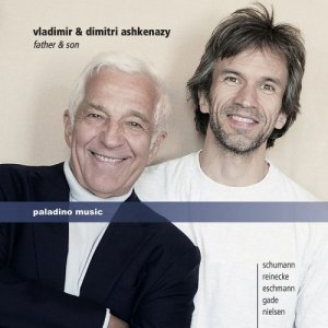 Vladimir & Dimitri Ashkenazy - Father & Son (2014) [HDTracks]