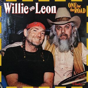 Willie Nelson & Leon Russell - One For The Road (1979) [1989] [HDTracks]
