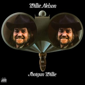 Willie Nelson - Shotgun Willie (1973) [2014] [HDTracks]