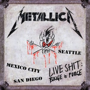 Metallica - Live Shit Binge & Purge (1993) [2016  Remastered]