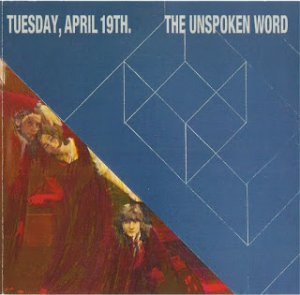 The Unspoken Word - Tuesday April 19th (1968)