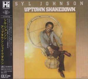 Syl Johnson - Uptown Shakedown (1979) [2012 Japan]