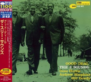 The Three Sounds - Good Deal (1959) [2010 Japan]