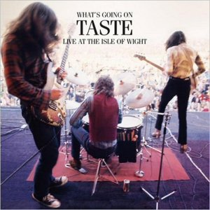 Taste - What's Going On Isle Of Wight Festival. Live At The Isle Of Wight (2015)