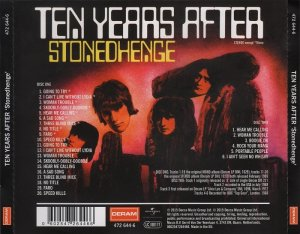 Ten Years After - Stonedhenge [Remastered, Deluxe Edition] (2015)