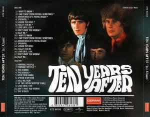 Ten Years After - Ten Years After [Remastered, Deluxe Edition] (2015)