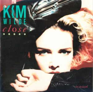 Kim Wilde - Close (USA 1st Press) (1988)