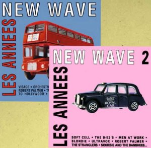 VA - Les Annees - New Wave Vol. 1 & 2 (1991-1992)