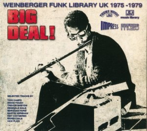 VA - Big Deal! Weinberger Funk Library UK 1975-1979 (2016)