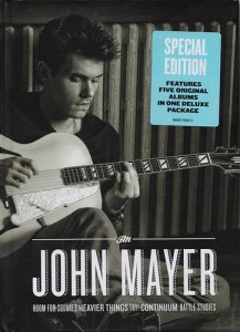 John Mayer - John Mayer [5CD Box Set] (2013)