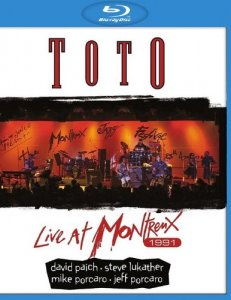 Toto - Live at Montreux 1991 (2016) [BDRip 1080p]