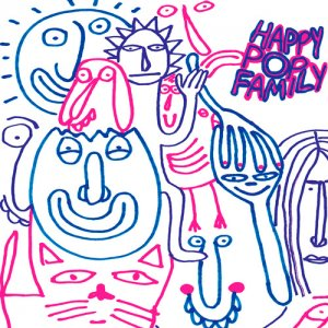 Monomyth - Happy Pop Family (2016)