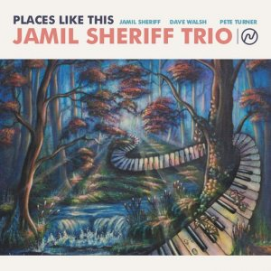 Jamil Sheriff Trio - Places Like This (2016) [HDTracks]