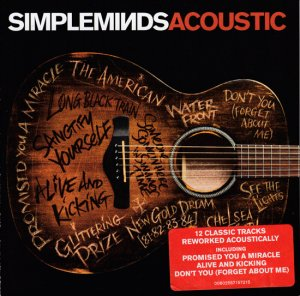 Simple Minds - Acoustic (2016)